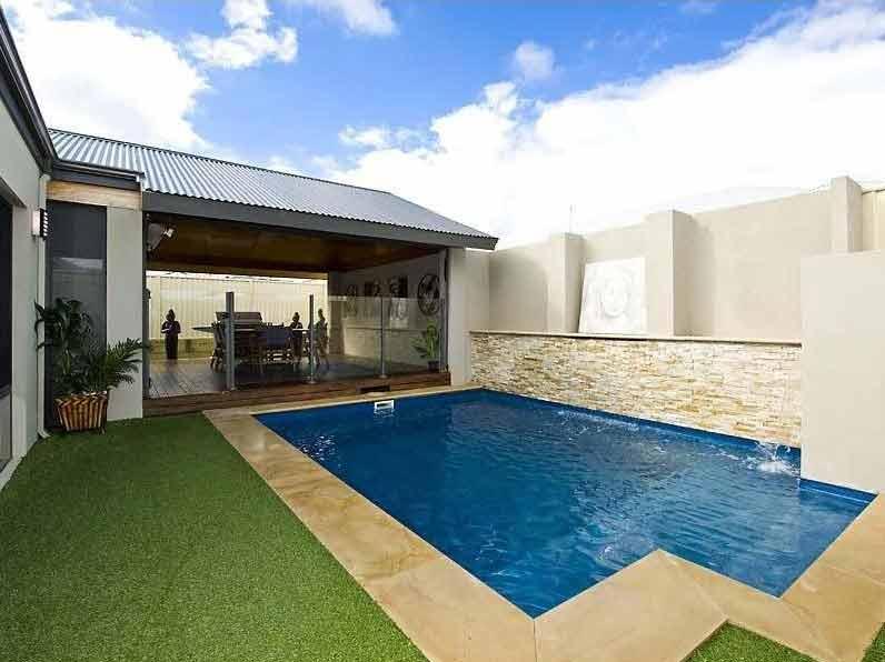 Renovation Design Perth - Alfresco at Burns Beach - Pool Angle