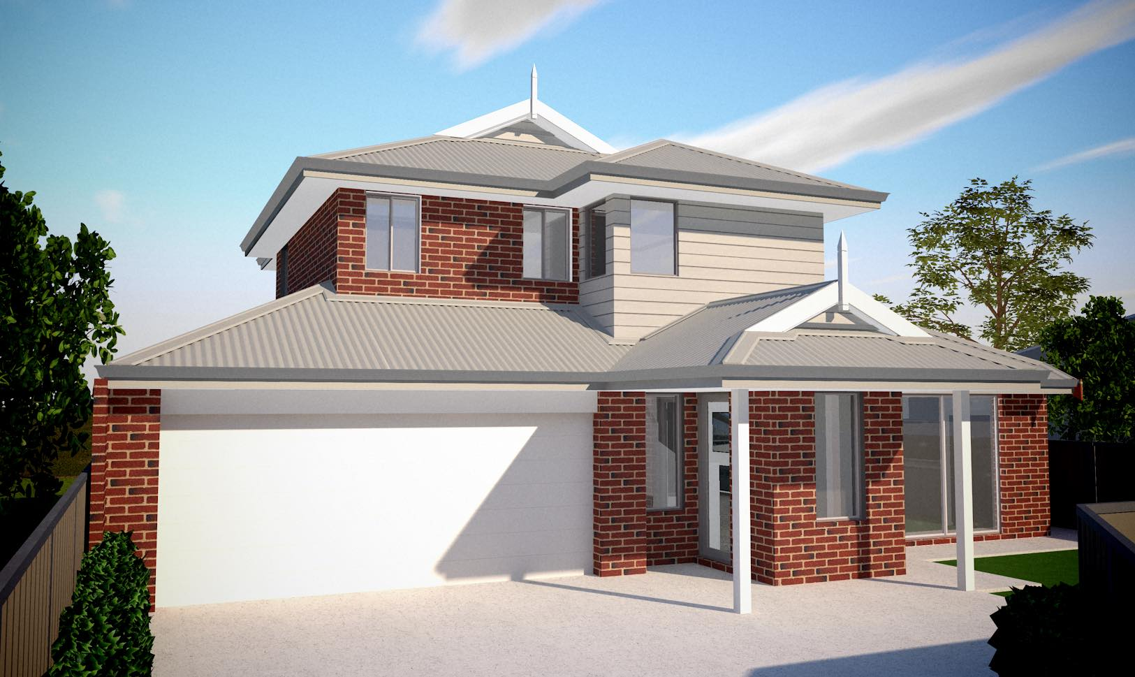 New Home Design - Seventh Avenue, Inglewood