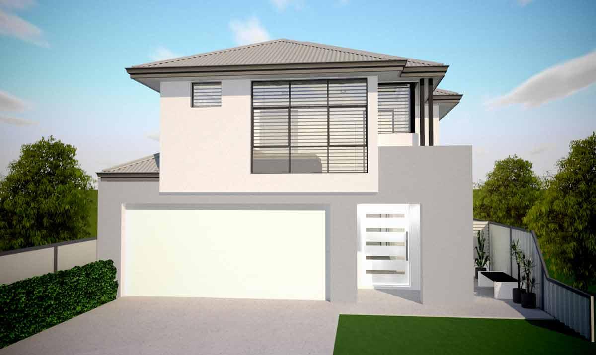 New Home Design - The Strand