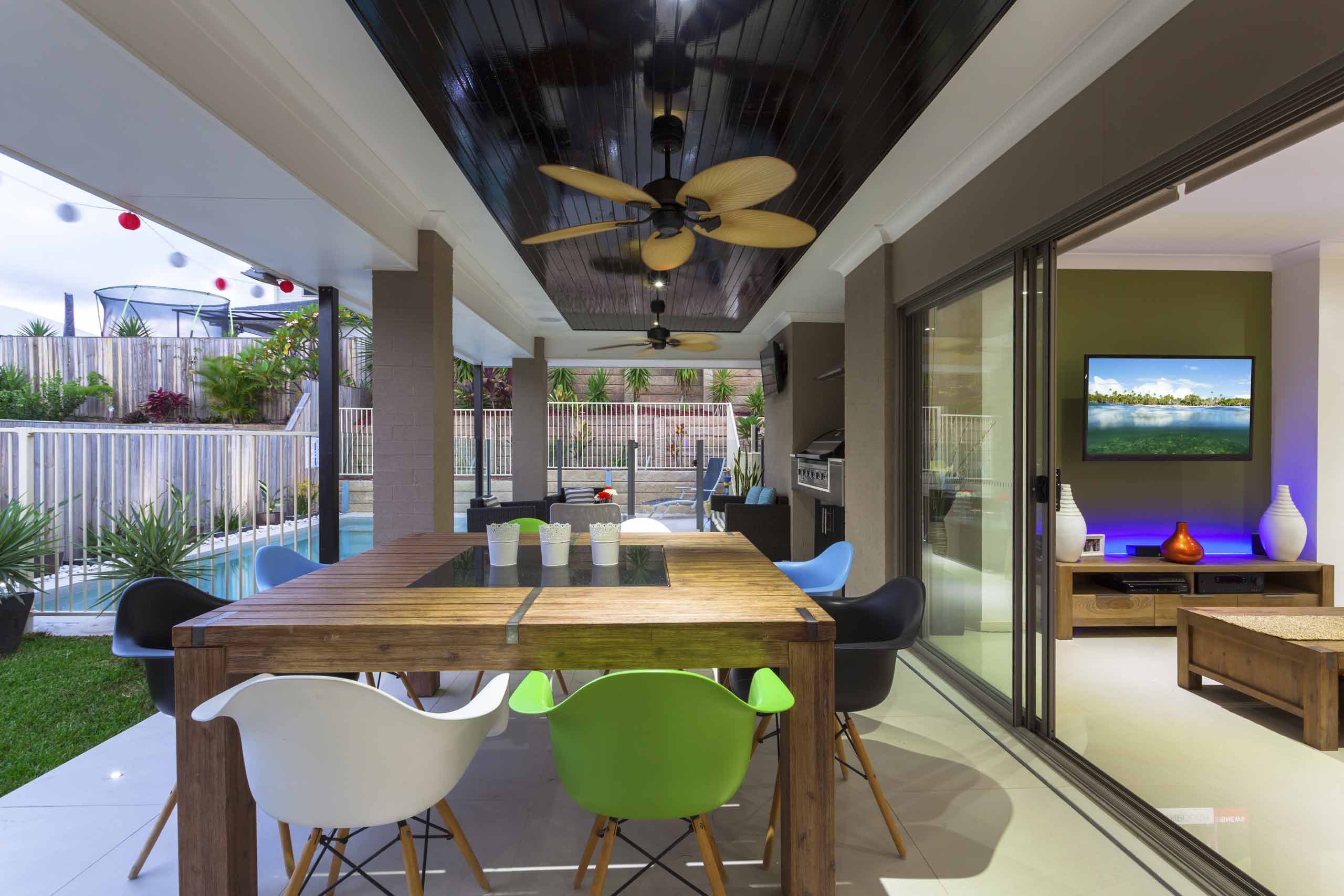 New House Design Perth - Outdoor Living